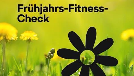 Frühjahrs-Fitness-Check